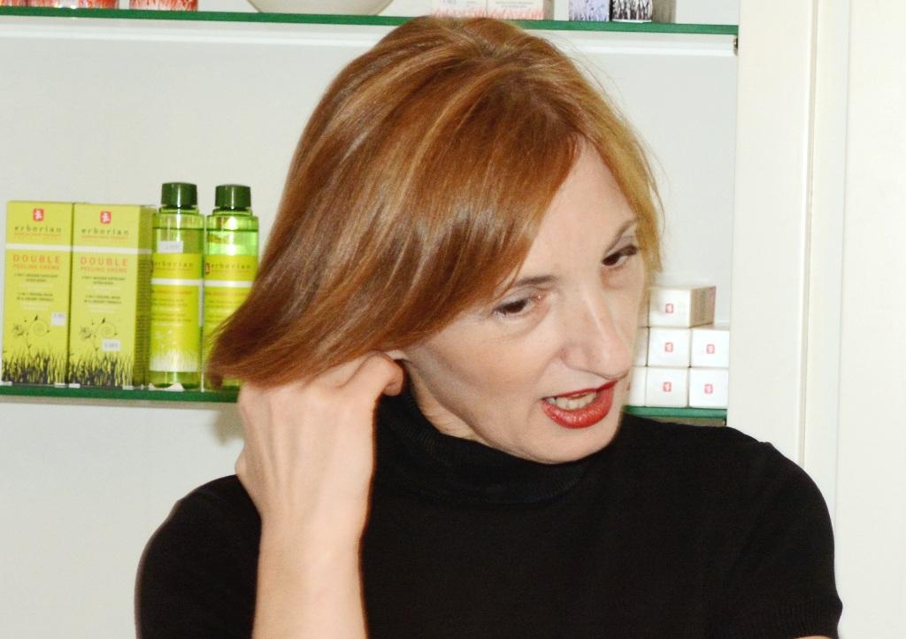 Biokap farba kosa