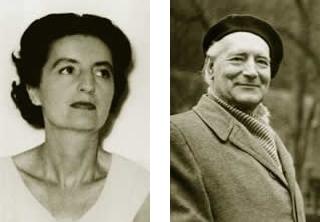 Sigmund-Hauschka i Elizabeth Sigmund