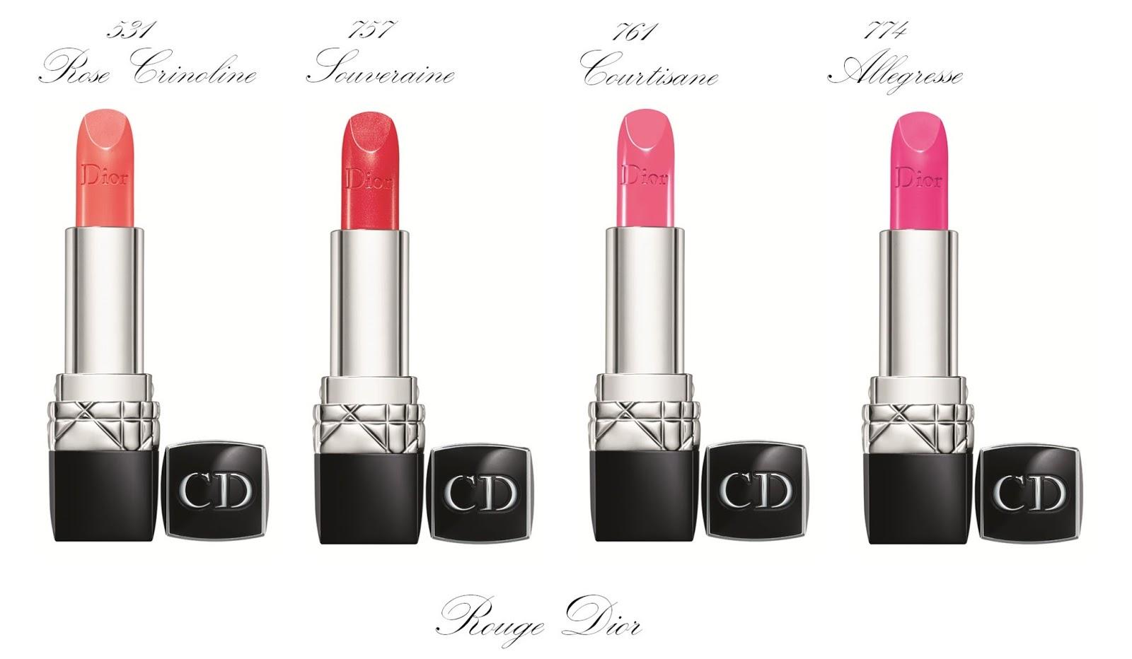Rouge Dior 531 Rose Crinolinex