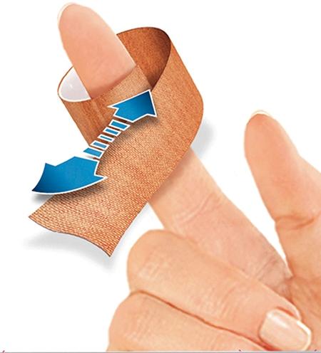 hansaplast finger strips
