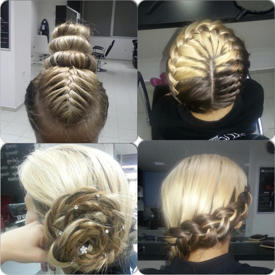 efektne i brze frizure