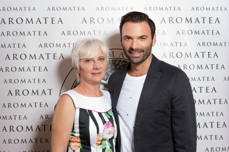 Lejla Ljubenković i Dragan Vurdelja