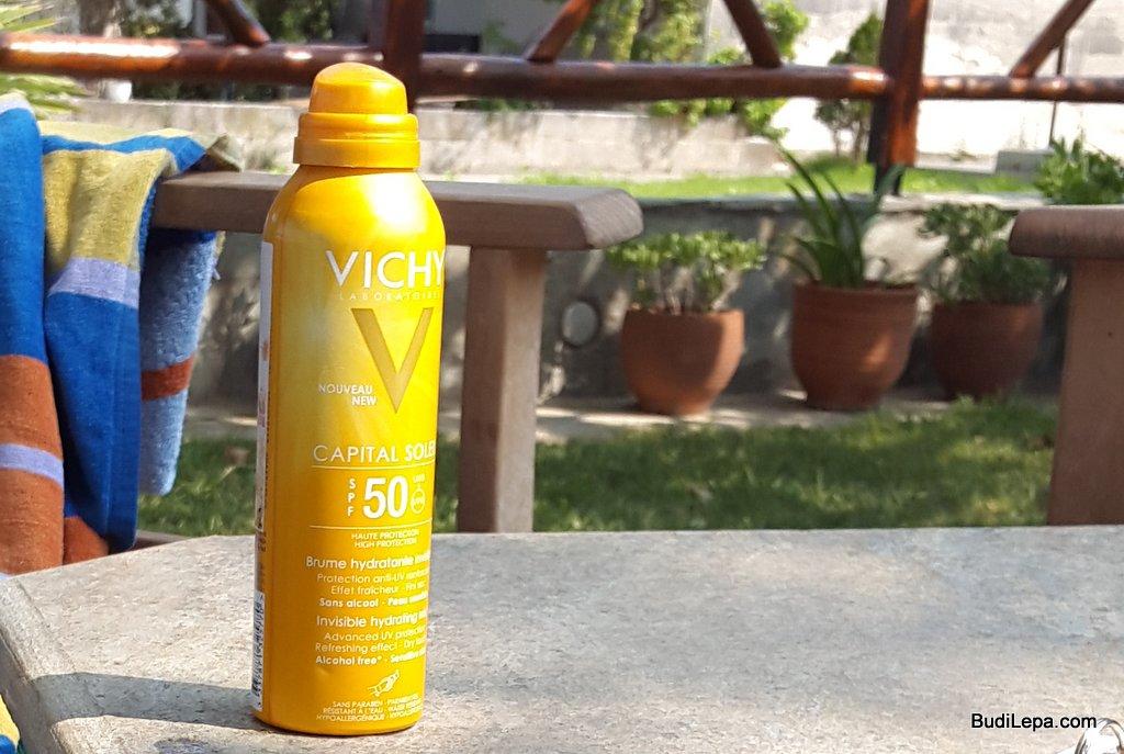 Vichy nevidljivi hidratantni Sprej SPF 50